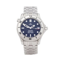 Omega Seamaster Stainless Steel 2562.80.00