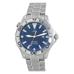 Omega Seamaster Stainless Steel Quartz Men's Watch 2265.80.00