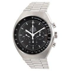 Omega Speedmaster 1450014, Black Dial, Certified and Warranty