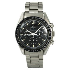 Omega Speedmaster 145.022.78, Black Dial, Certified and Warranty