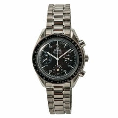 Omega Speedmaster 175.0032.1 Men's Automatic Watch Black Dial SS