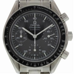 Omega Speedmaster 175.0032.1 with Band and Black Dial Certified Pre-Owned