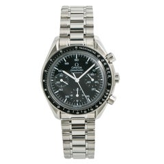 Omega Speedmaster 3510.50.00., Black Dial Certified Authentic