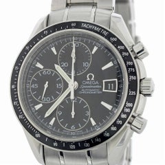 Omega Speedmaster 3210.50.00 with Band and Black Dial Certified Pre-Owned