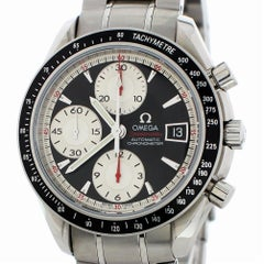 Omega Speedmaster 3210.51.00 with Band and Black Dial Certified Pre-Owned