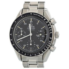 Omega Speedmaster 3510.5, Grey Dial, Certified and Warranty
