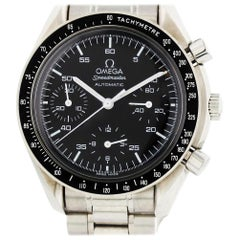 Omega Speedmaster 3510.50.00, Black Dial, Certified and Warranty