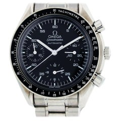 Omega Speedmaster 3510.50.00 with Band and Black Dial Certified Pre-Owned