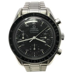 Omega Speedmaster 3510.50.00 With Stainless-Steel Bezel & Black Dial