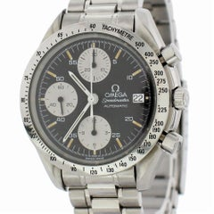 Omega Speedmaster 3511.50.00 with Band and Black Dial Certified Pre-Owned