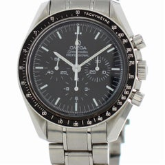 Omega Speedmaster 3570.50.00 with Band and Black Dial Certified Pre-Owned