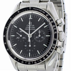 Omega Speedmaster 3590.50.00 with Band and Black Dial Certified Pre-Owned