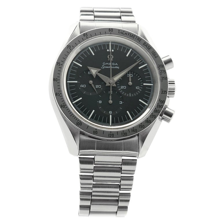 Omega Speedmaster 3594.50.00, Black Dial, Certified and Warranty For Sale
