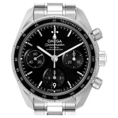 Omega Speedmaster 38 Co-Axial Chronograph Watch 324.30.38.50.01.001 Box Card