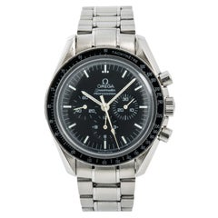 Omega Speedmaster 3573.4., Black Dial Certified Authentic