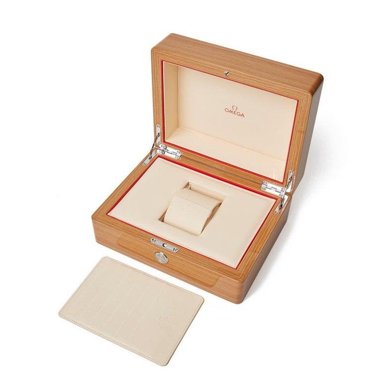 Omega Speedmaster 50th Anniversary Chronograph 18 Karat Rose Gold 31163425001001 4