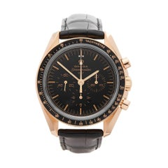 Omega Speedmaster 50th Anniversary Chronograph 18 Karat Rose Gold 31163425001001