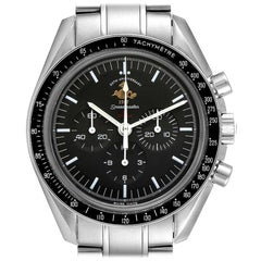 Omega Speedmaster 50th Anniversary Moon Watch 311.30.42.30.01.001 Box Papers
