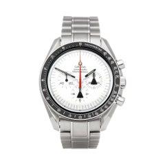 Omega Speedmaster Alaska Project Stainless Steel 31132423004001 Wristwatch