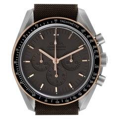 Omega Speedmaster Apollo 11 Titanium Moonwatch 311.62.42.30.06.001 Box Card