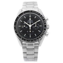 Omega Speedmaster Apollo XI Moonwatch Black Dial Hand-Wind Men Watch 3560.50.00