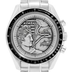 Omega Speedmaster Apollo XVII LE Embossed Moonwatch 311.30.42.30.99.002