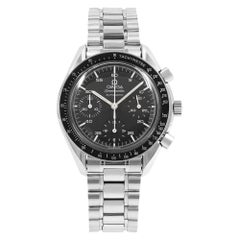 Omega Speedmaster Black Dial Reduced Steel Automatic Men's Watch 3510.50.00