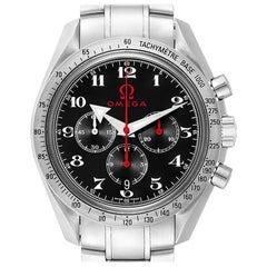Omega Speedmaster Broad Arrow Black Dial Men's Watch 3558.50.00