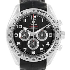 Omega Speedmaster Broad Arrow Black Dial Watch 321.13.44.50.01.001