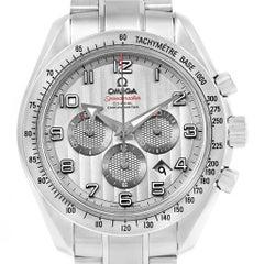 Omega Speedmaster Broad Arrow Silver Dial Watch 321.10.44.50.02.001 Box