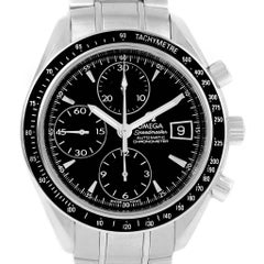 Omega Speedmaster Chronograph Black Dial Men's Watch 3210.50.00