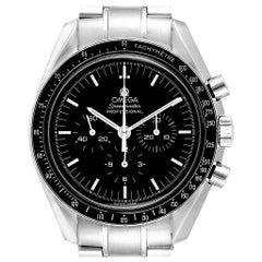 Omega Speedmaster Chronograph Mechanical Steel Moon Watch 3570.50.00