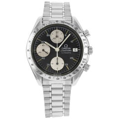 Omega Speedmaster Chronograph Stainless Steel Automatic Men's Watch 3511.50.00