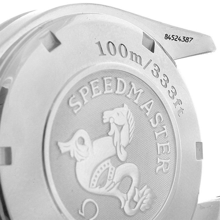 Omega Speedmaster Chronograph Steel Men's Watch 3210.50.00 For Sale 5