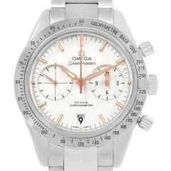 Omega Speedmaster Chronograph Watch 331.10.42.51.02.002 Box Card