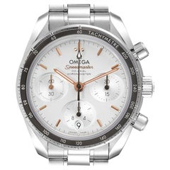 Omega Speedmaster Co-Axial Chronograph Watch 324.30.38.50.02.001 Box Card