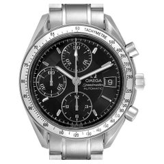 Omega Speedmaster Date Automatic Steel Mens Watch 3513.50.00