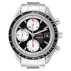 Omega Speedmaster Date 40 Black Dial Men's Watch 3210.51.00 Card