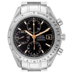 Omega Speedmaster Date Black Dial Special Edition Men's Watch 3211.50.00