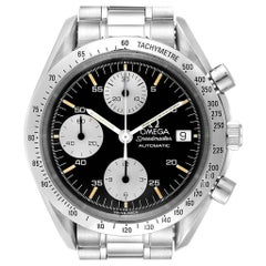 Omega Speedmaster Date Chronograph Steel Men's Watch 3511.50.00