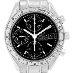 Omega Speedmaster Date Chronograph Steel Men's Watch 3513.50.00