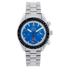 Omega Speedmaster Date Chronometer Automatic Schumacher Men's Watch 3510.80.00