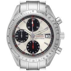 Omega Speedmaster Date Panda Dial Chronograph Men's Watch 3211.31.00