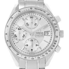 Omega Speedmaster Date Silver Dial Steel Men's Watch 3513.30.00