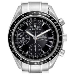 Omega Speedmaster Day-Date 40 Chronograph Watch 3220.50.00 Box Cards