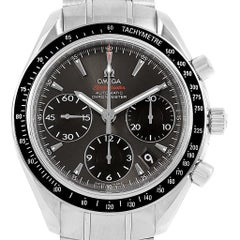 Omega Speedmaster Day Date Automatic Watch 323.30.40.40.06.001 Box Card