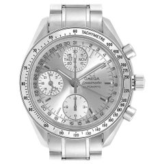 Omega Speedmaster Day Date Chronograph Men's Watch 3523.30.00 Box