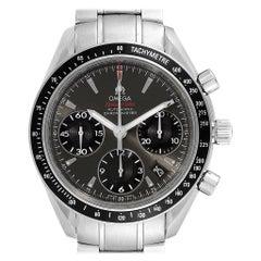 Omega Speedmaster Day Date Grey Dial Watch 323.30.40.40.06.001