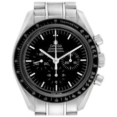 Omega Speedmaster Exhibition Case Back Moon Watch 3573.50.00 Box Card