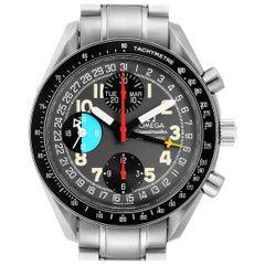 Omega Speedmaster Mark 40 Triple Calendar Men's Watch 3520.53.00